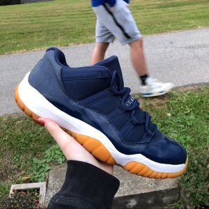 fb1476f12f3 Jordan Shoes - Nike Air Jordan Retro 11 navy gum some size 11.5